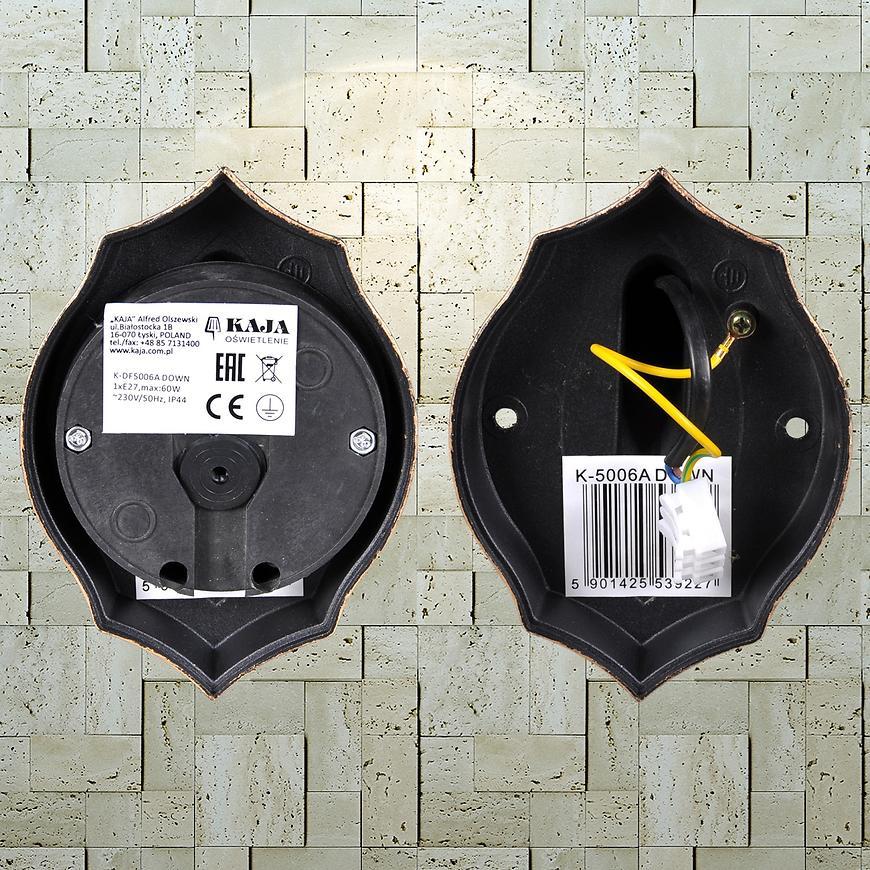 Lampa Lozana K-5006A KD1 zlatá