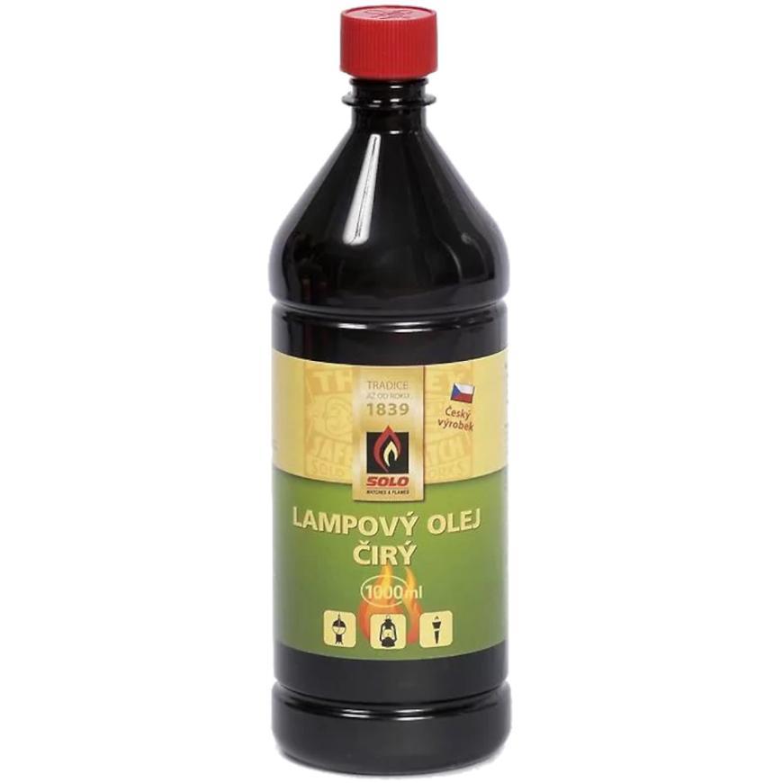 Lampový olej čirý 1 l