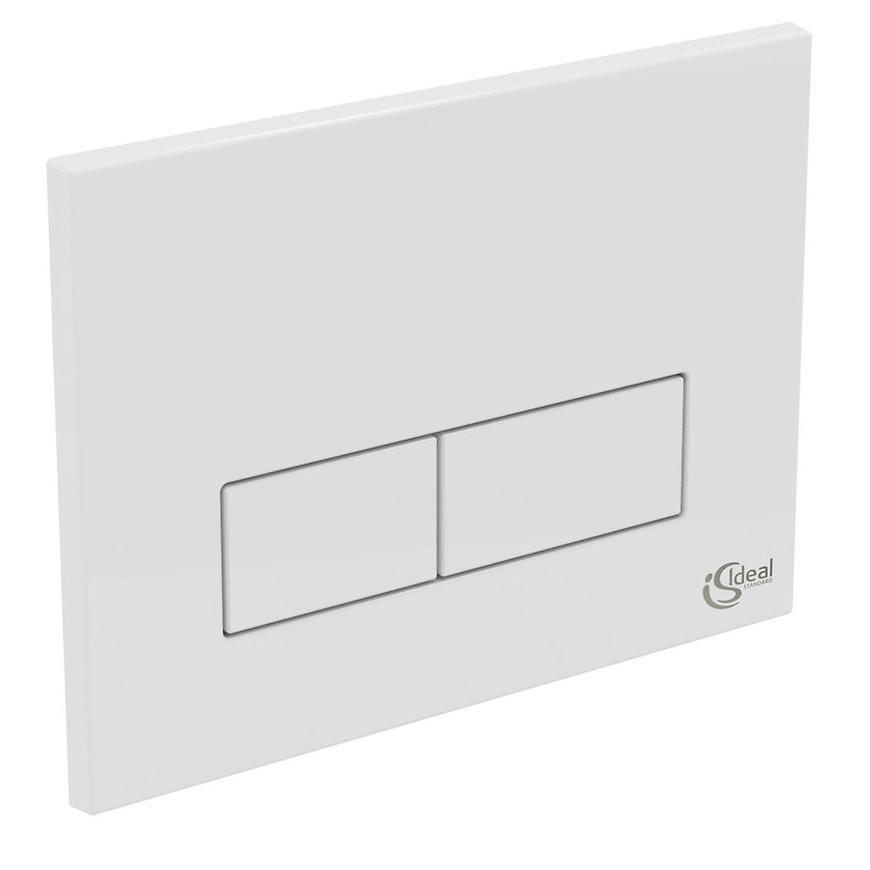 Podomítkový set WC Grohe Ideal Systems SET s ovládacím tlačítkem, závěsné WC a WC sedátko