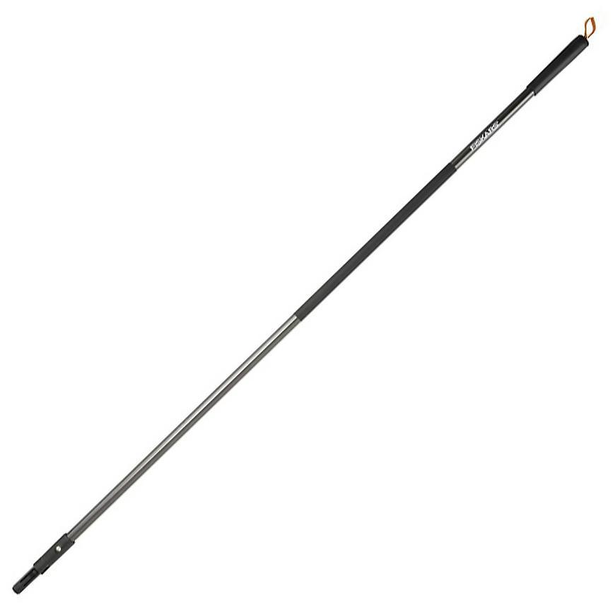 Násada na hrábě Fiskars Quikfit graphite, 155 cm Fiskars