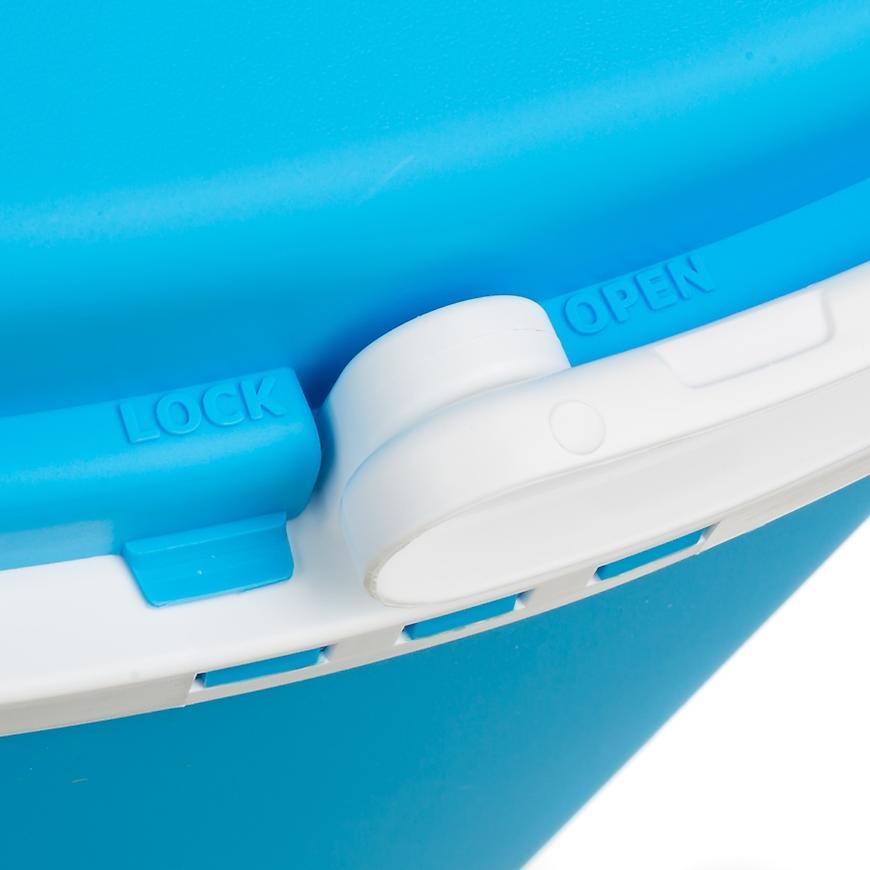 Chladící box 25 l modrý 5054010B