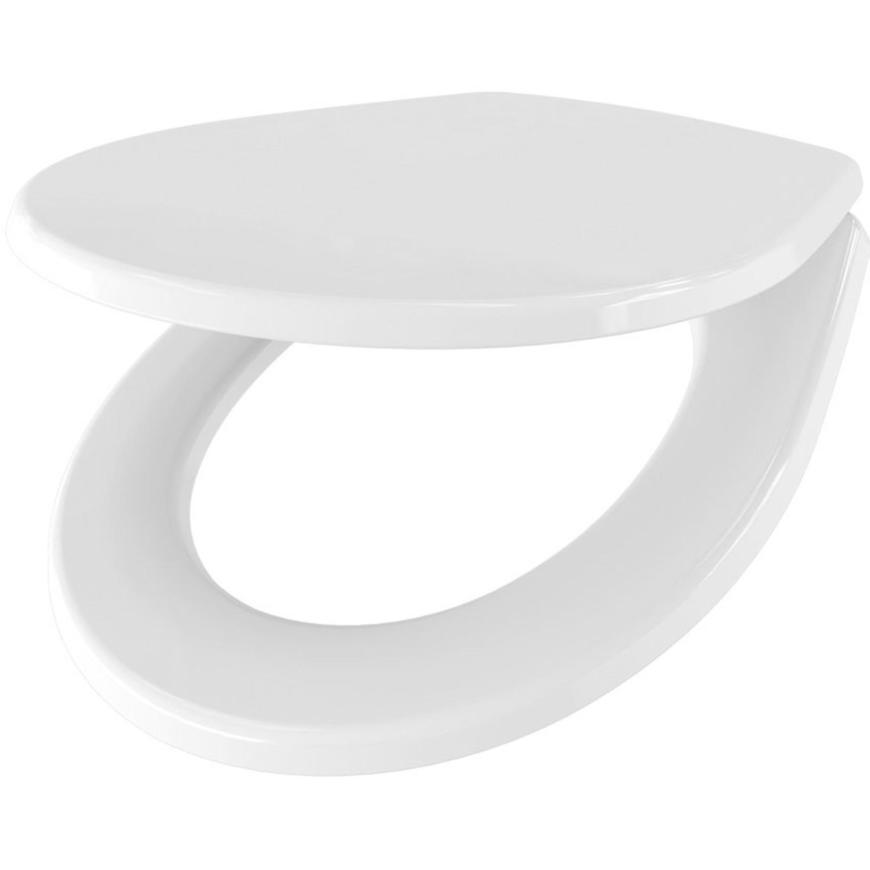 WC sedátko Cleo 09/Aw S Pomalým Sklápěním