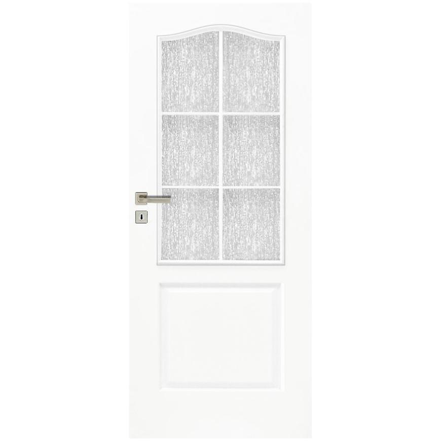 Interiérové dveře Komfort 2*3 70P bílá