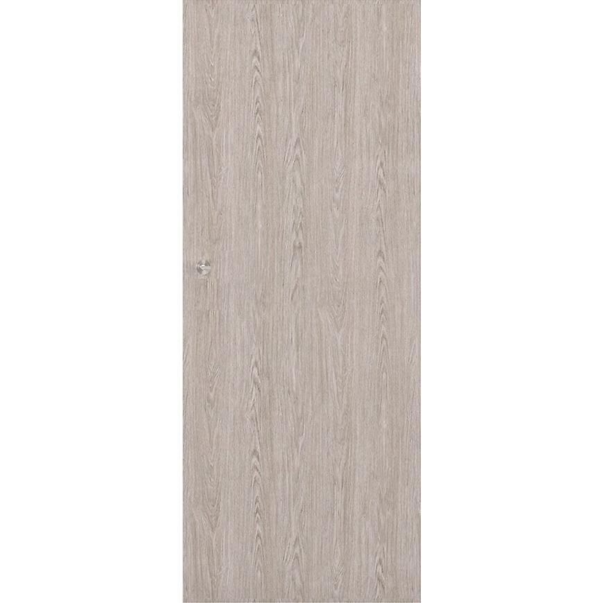 Posuvné dveře Standard 01 60P dub stříbrný
