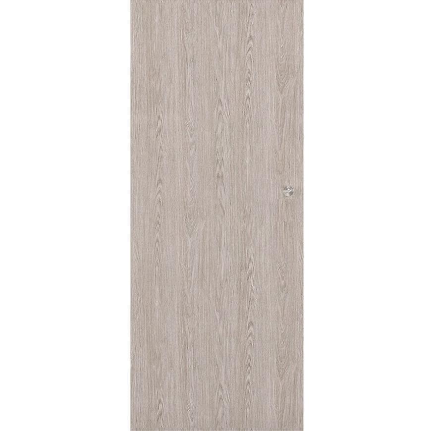 Posuvné dveře Standard 01 70L dub stříbrný