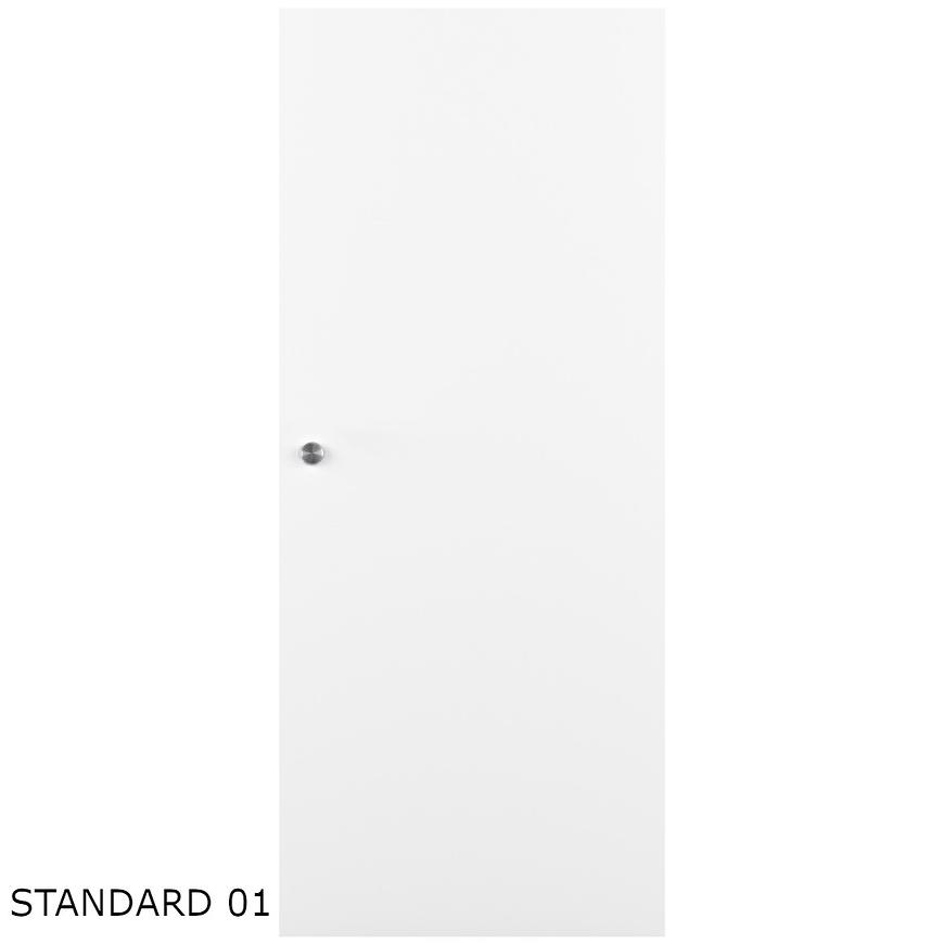 Posuvné dveře Standard 01