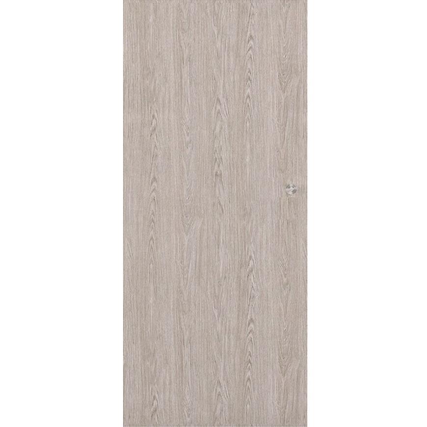 Posuvné dveře Standard 01 90L dub stříbrný
