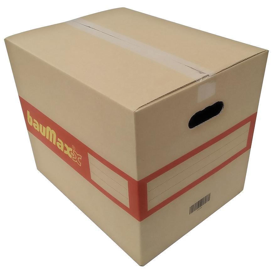 Kartonová krabice na stěhování 450X350X380