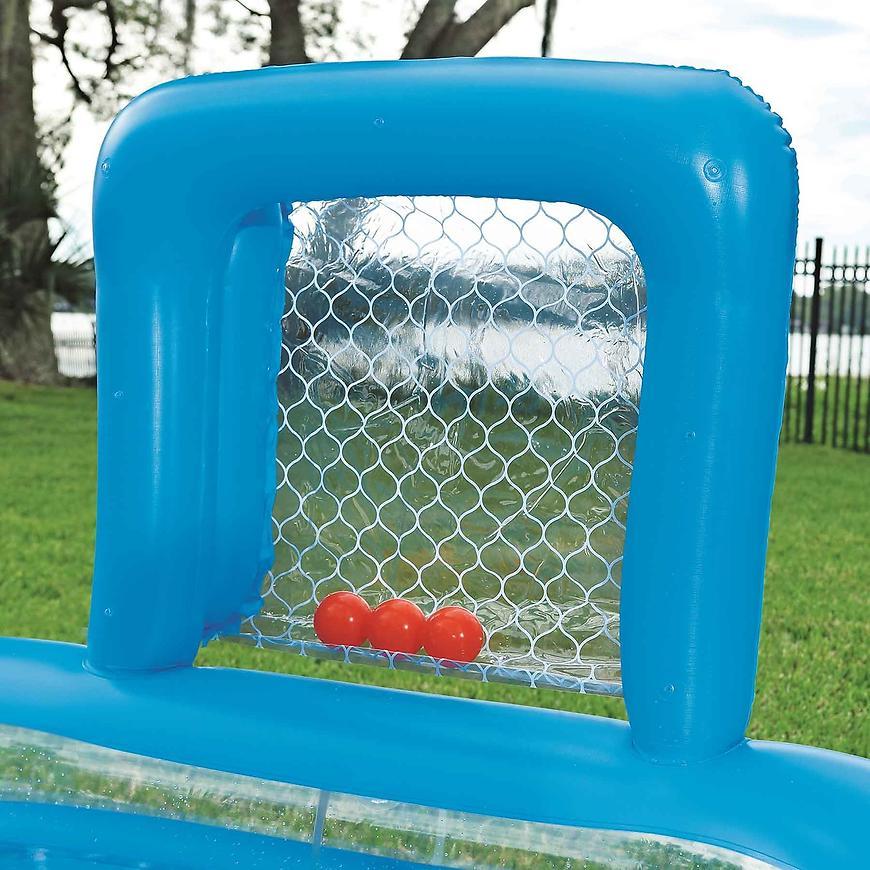 Bazén na hraní míčků na body 237cmx152cmx94cm 54170