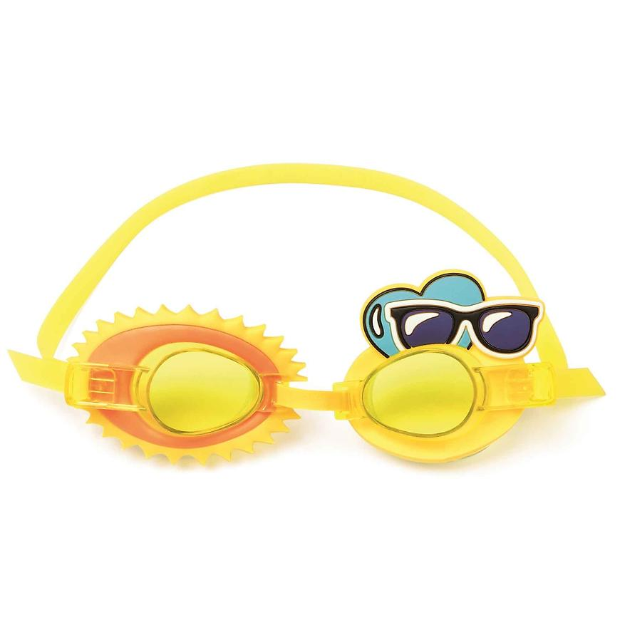 Plavecké brýle pro děti s potiskem 3+ 21080
