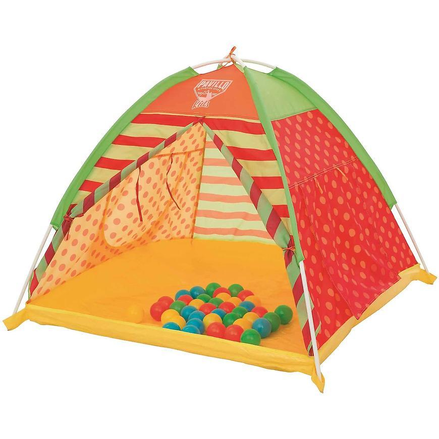 Dětský stan s míčky 68080