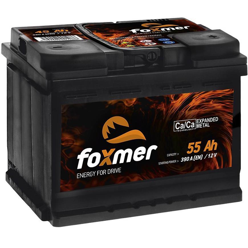 Foxmer Autobaterie 55AH