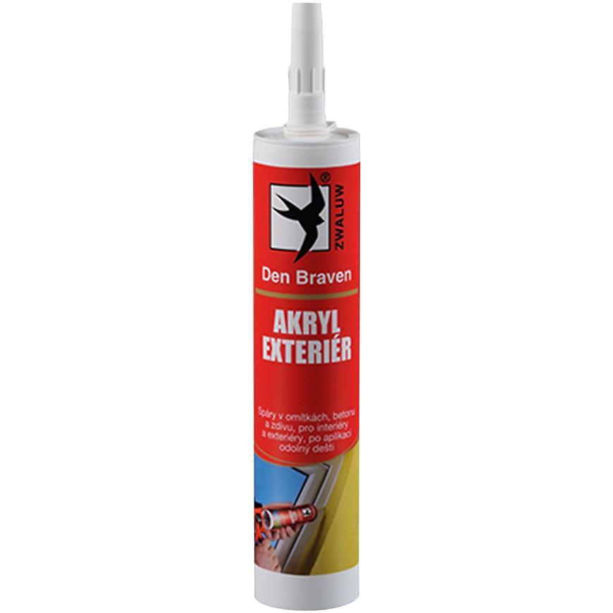 Akrylový tmel exteriér bílý 310 ml