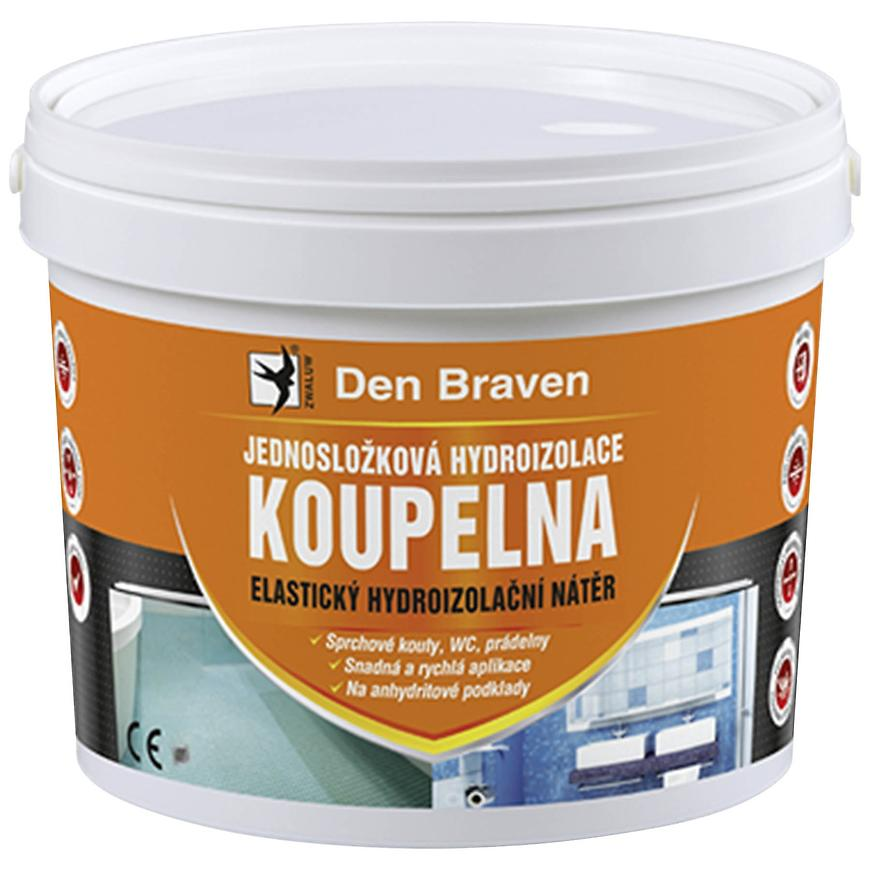 Den Braven Jednosložková hydroizolace kououlna 5 kg