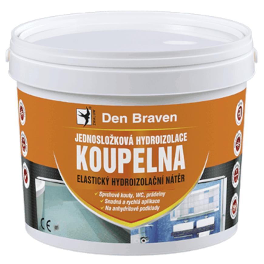 Jednosložková hydroizolace koupelna 2,5 kg