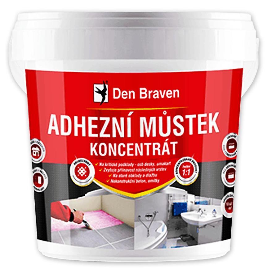 Adhezní můstek Den Braven koncentrát 2,5 kg