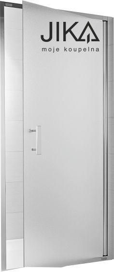 Sprchové dveře Cubito 90 transparent