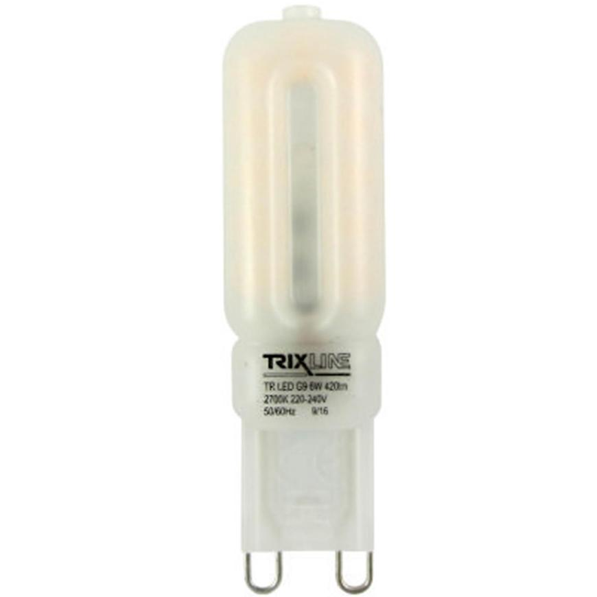 Žárovka TR LED 6W G9 6500K 420LM