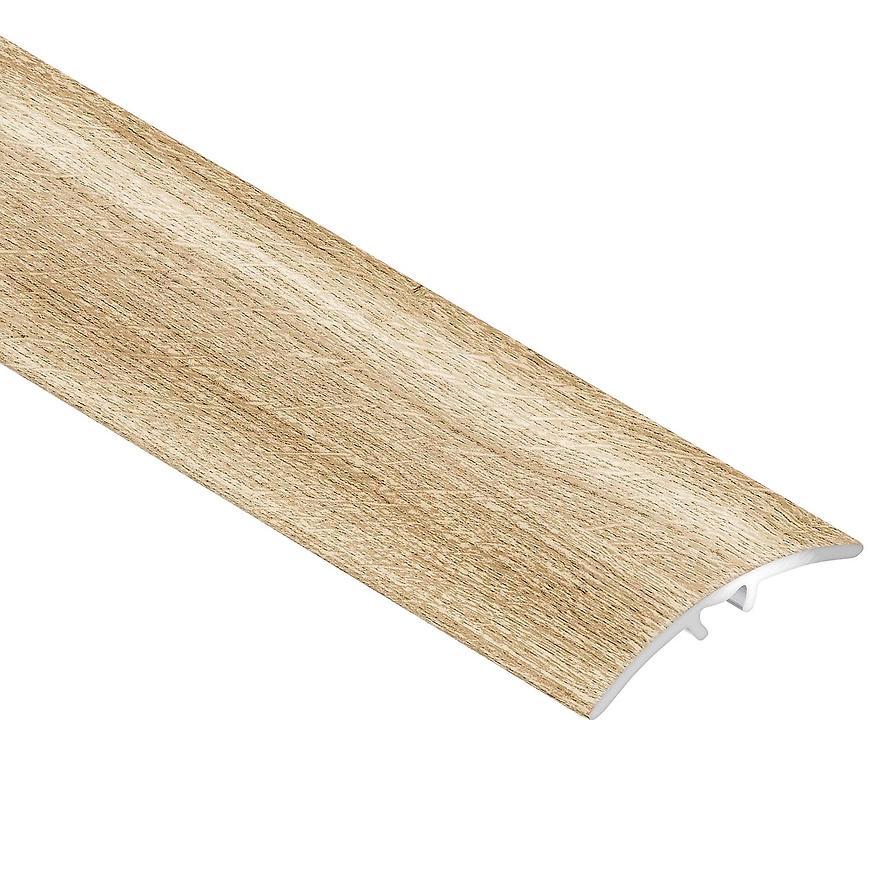 Krycí lišta narážecí 30x5mm 0.9m dub světlý