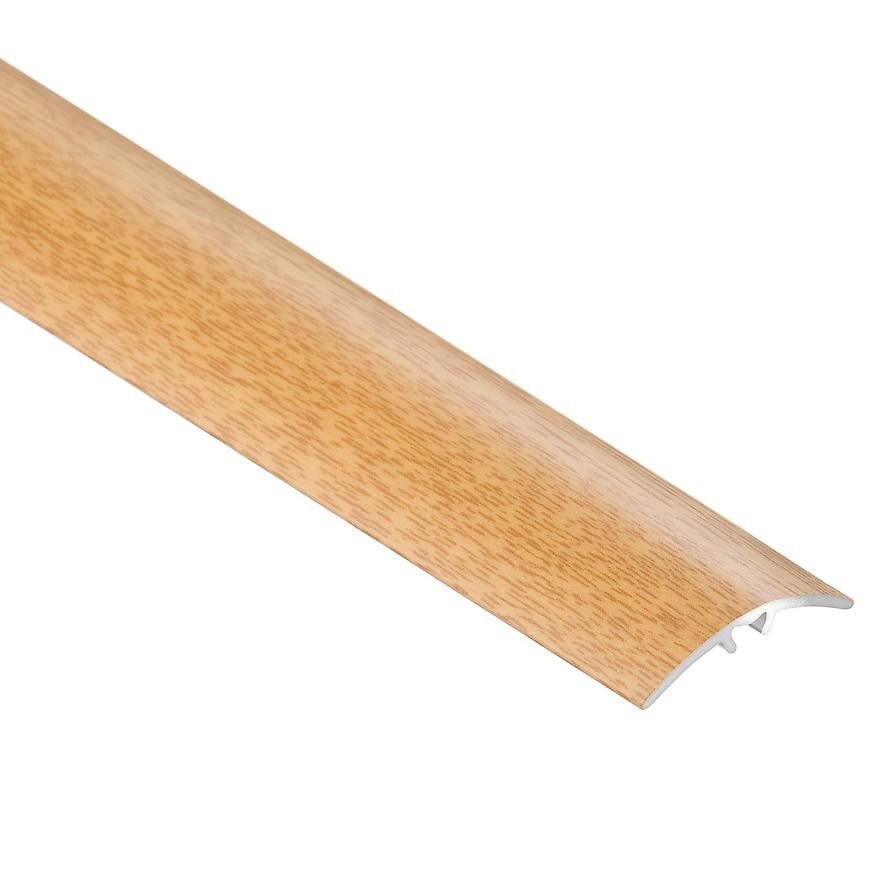 Krycí lišta narážecí 30x5mm 0.9m dub ušlechtilý