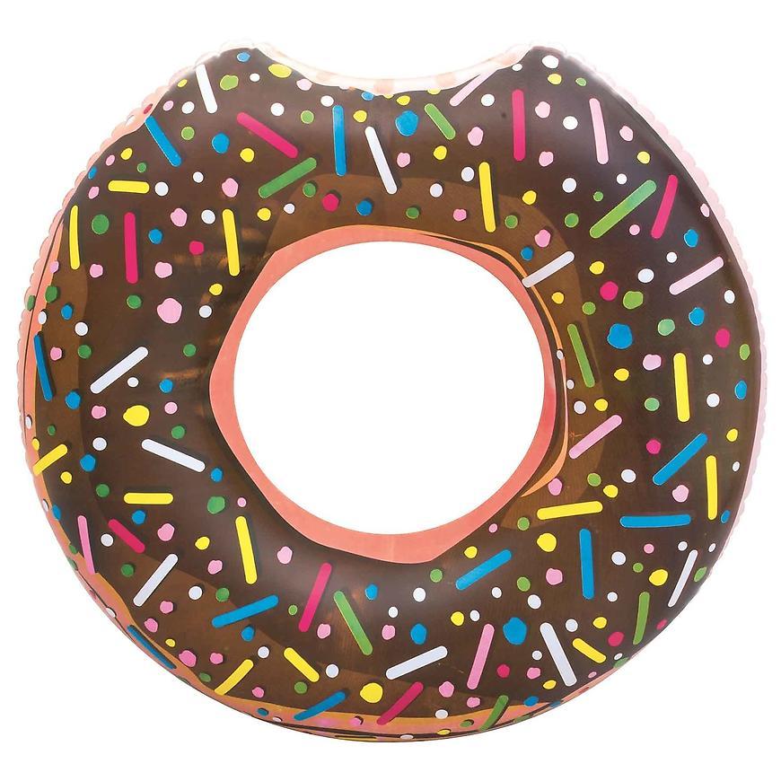 Nafukovací kruh donut 107cm 36118
