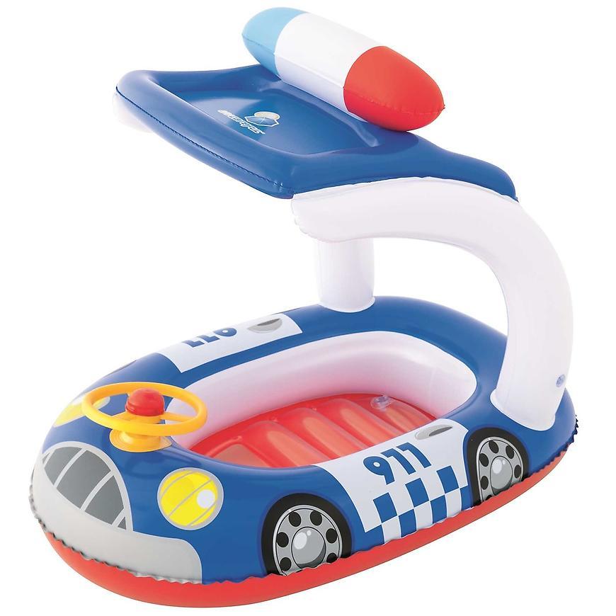 Nafukovací člun pro děti 3-6 roky auto 34103