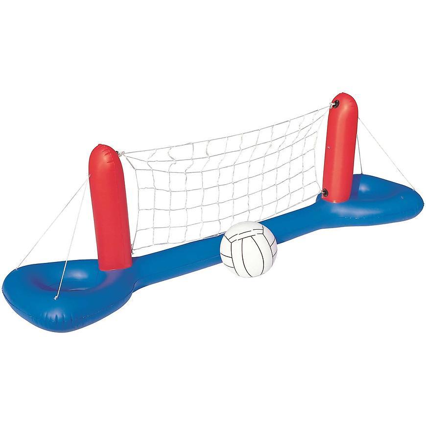 Nafukovací vodní volejbalový set 244cmx64cm 52133