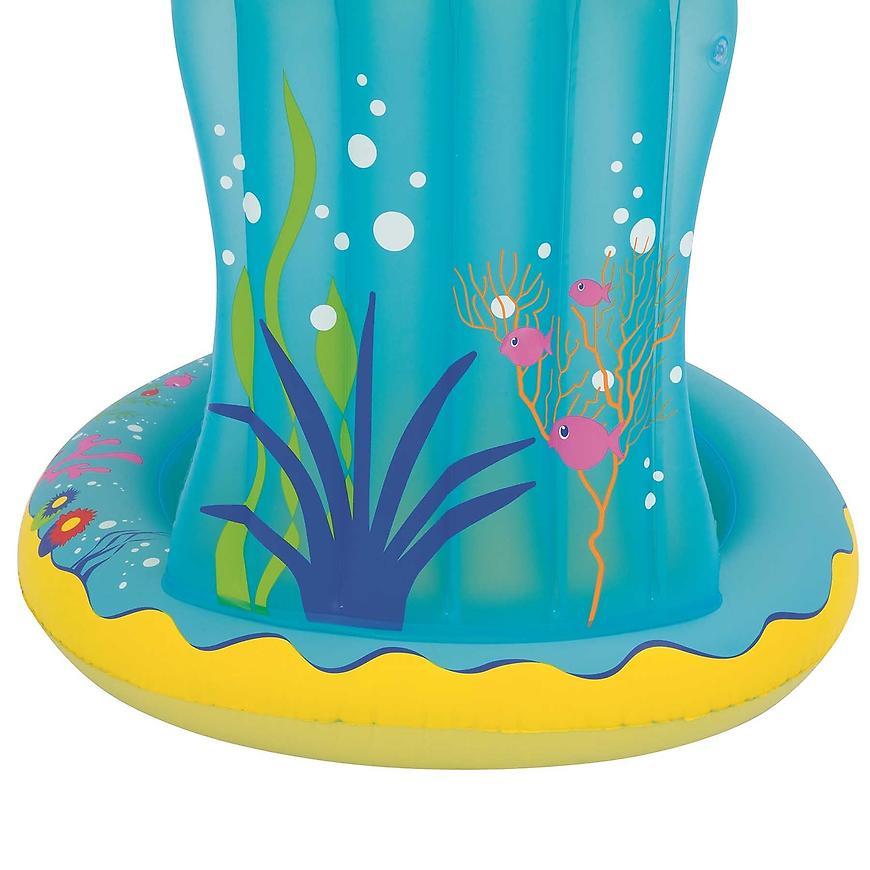 Malý bazén želva 109cmx96cmx104cm 52219