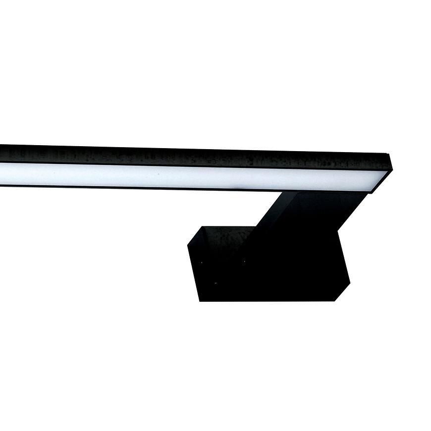 Svitidlo Shine Black 4380 Cerna 45cm Ip44 K1l