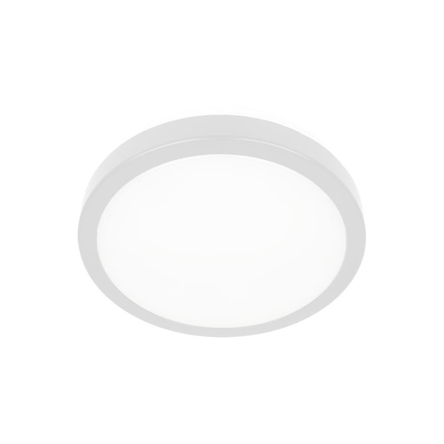 Stropne Svítidlo Ac170-250v Biely Ip65 3000k Pl1