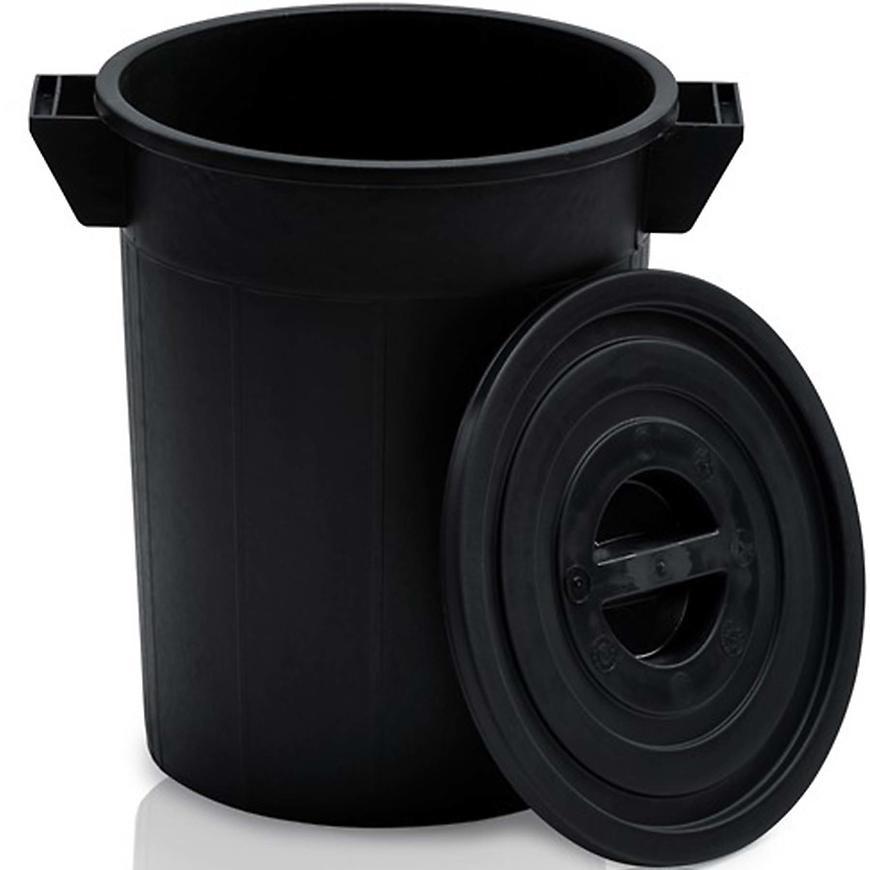 Nádoba 50 l černá