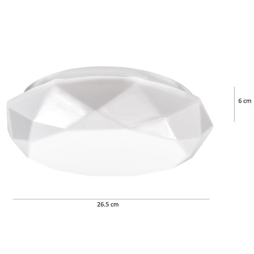 Stropní Svítidlo Selina Led 308542 12w 4000k