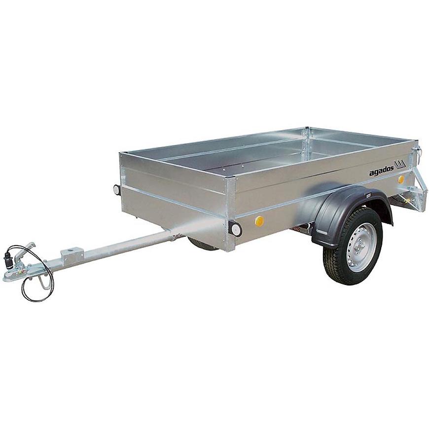Přívěs NP-3, N1 750 kg