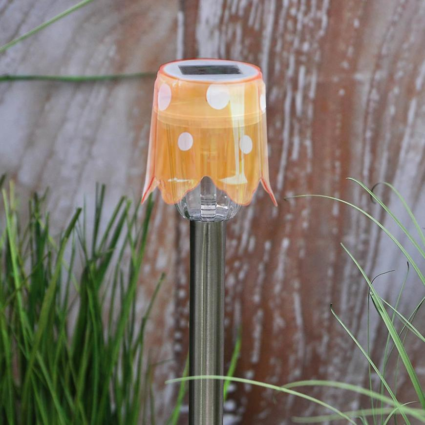 Solární svítidlo GLE1704284 LED