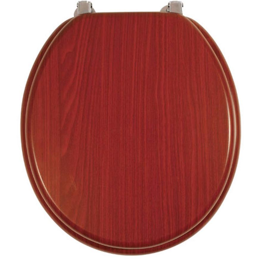 Sedátko dýhované dřevo WC/ORECHLYRA
