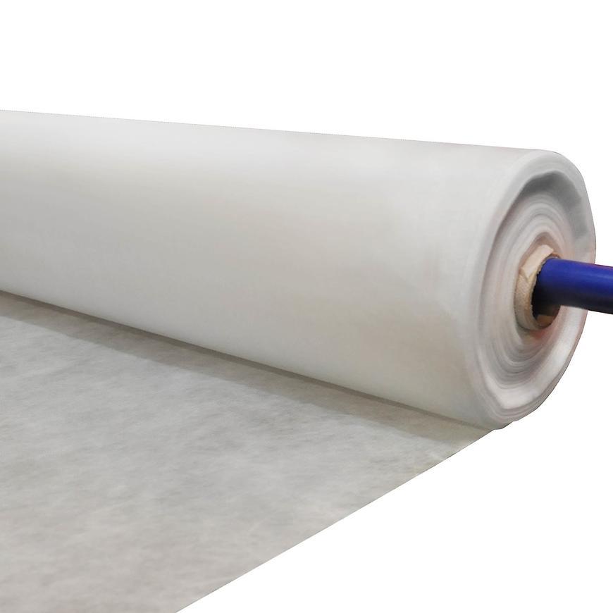 Netkaná textílie zimní 50g/m2 1,6m bílá