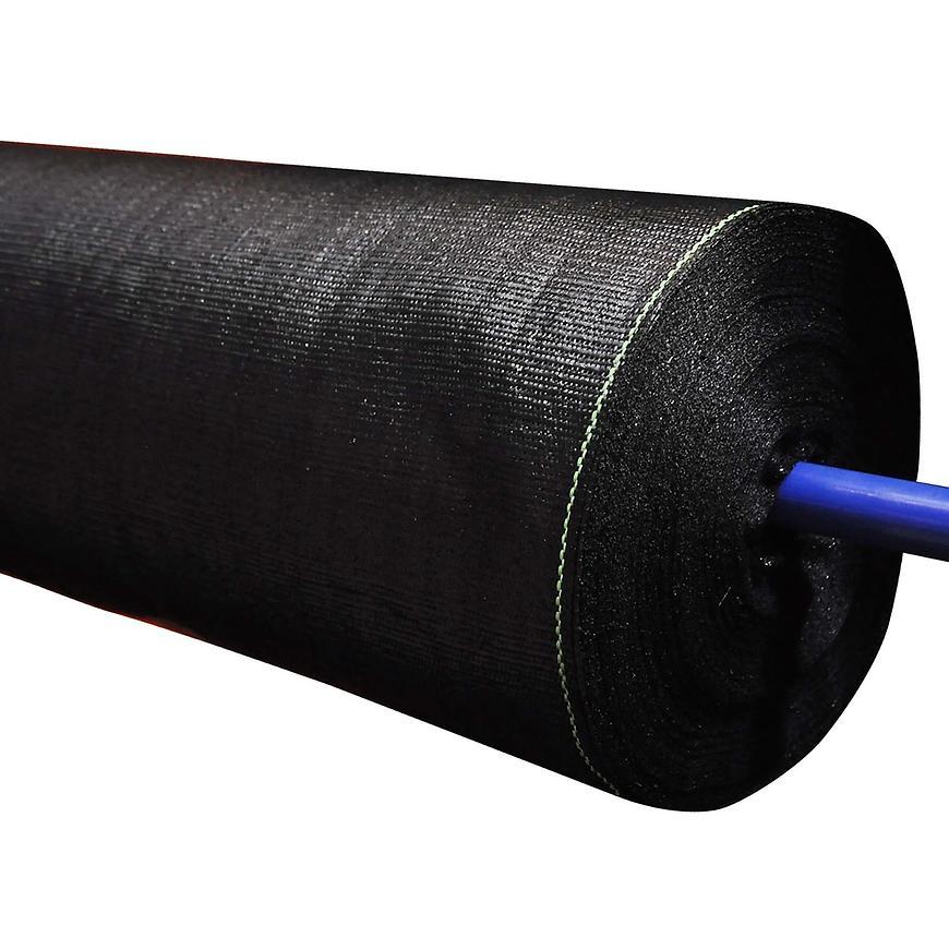 Tkaná textílie proti plevelům 99g 0,8m černá (PR625)