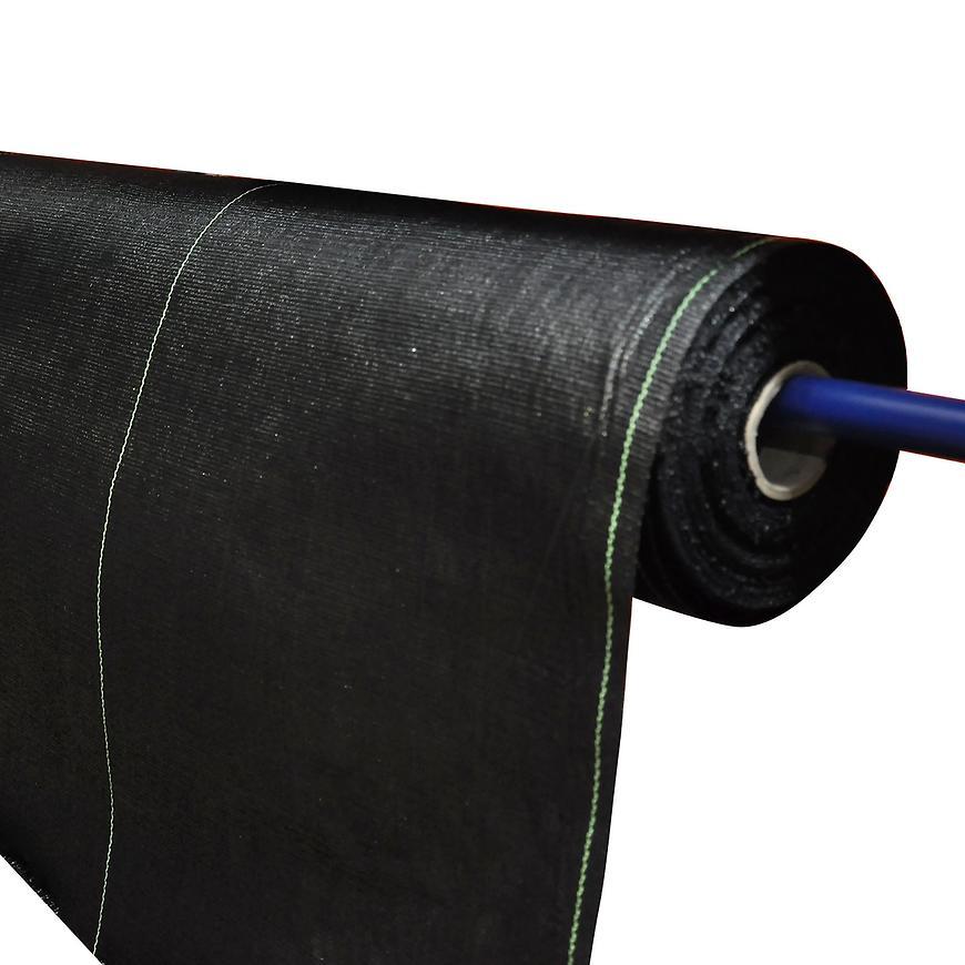 Tkaná textílie proti plevelům 99g 1,62m černá (PR625)