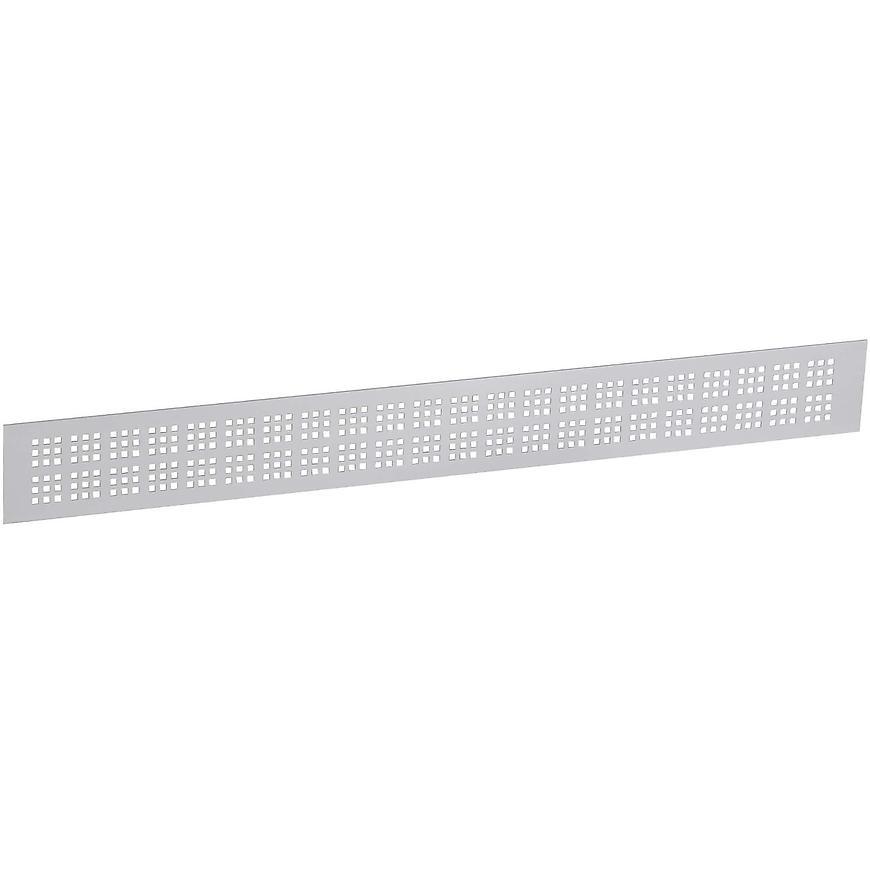 Ventilační mřížka 70x610mm, AL, Elox Hliník
