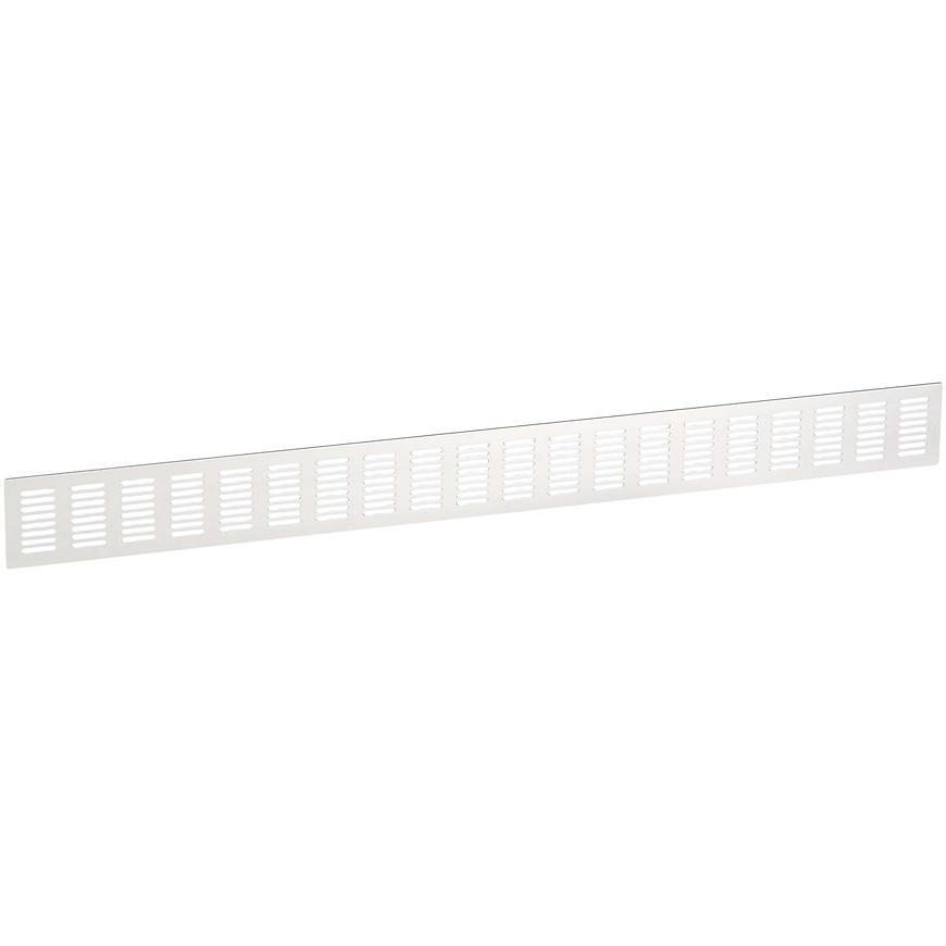 Ventilační mřížka 70x763mm, AL, Elox Hliník
