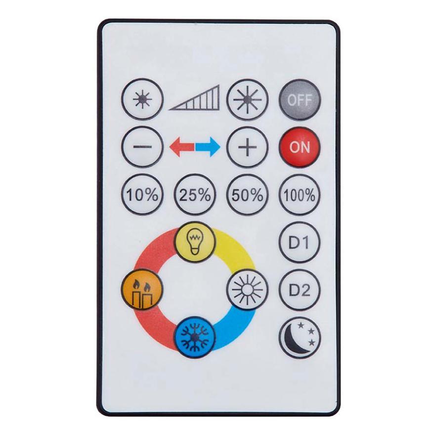 Panel LED 7194-016 30X30 + pilot