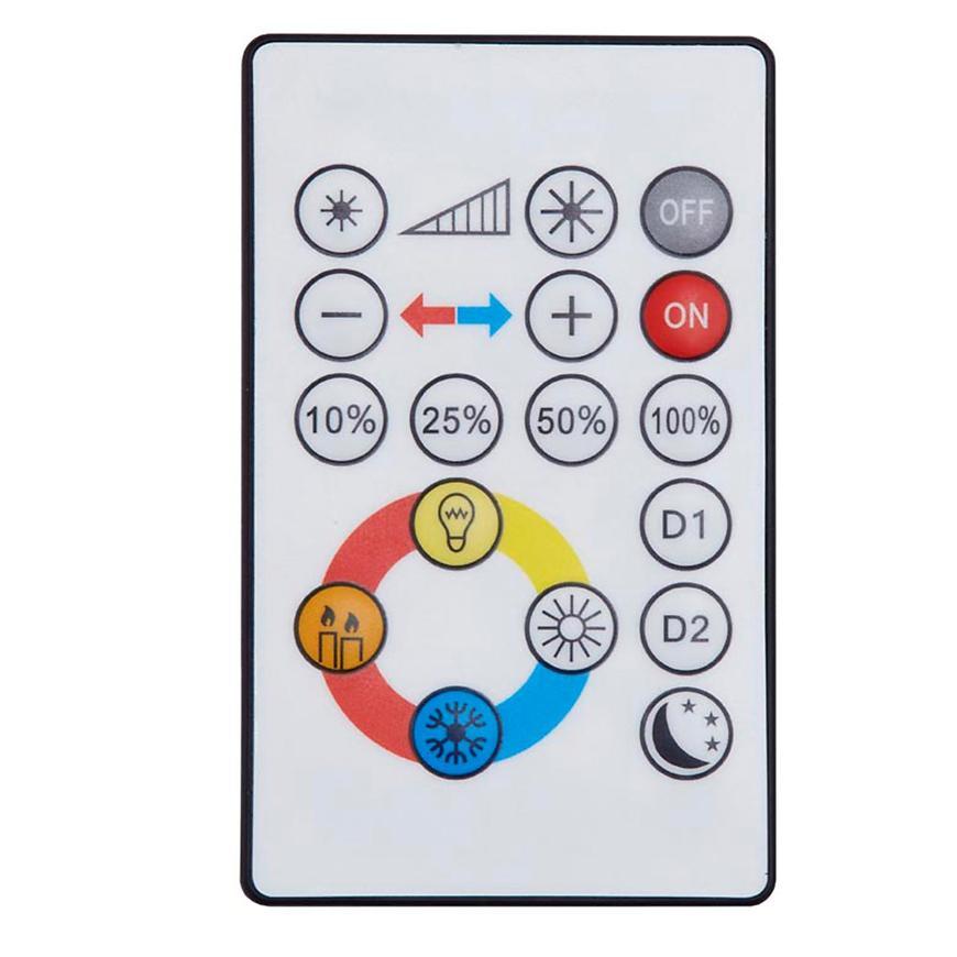 Panel LED 7196-016 120X30 + pilot
