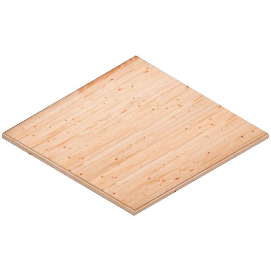 Podlaha pro domek Aster 266/216