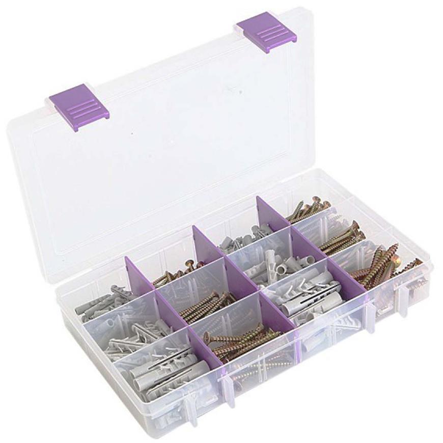 Super box se spojovacím materiálem pro průměr vrtaného