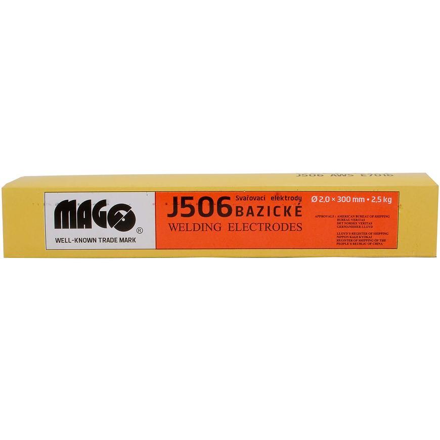 Bazické elektrody j506/2,5x300/2,5kg