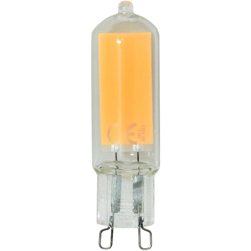 Žárovka LED G9 COB 4W 420LM sklo 3000K 310576
