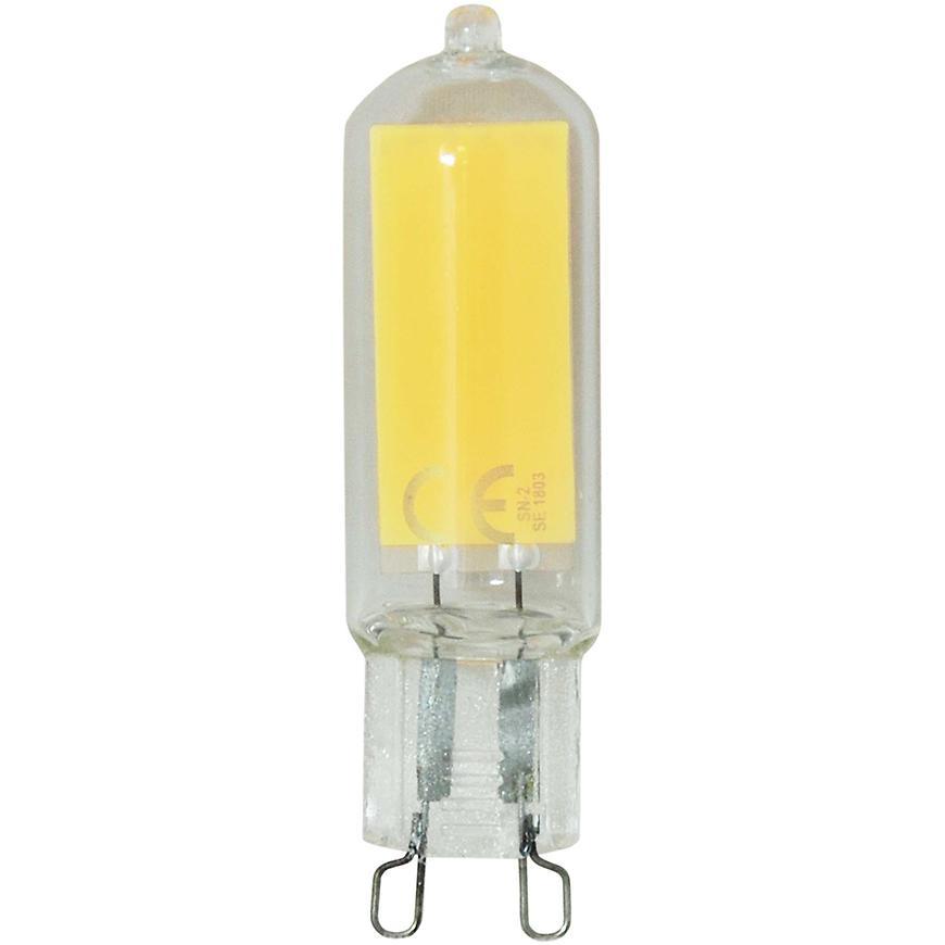 Žárovka LED G9 COB 4W 470LM sklo 6500K 310583