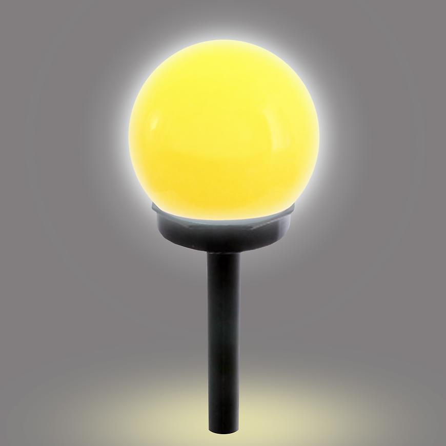 Solarní svítidlo kula SG003 311504