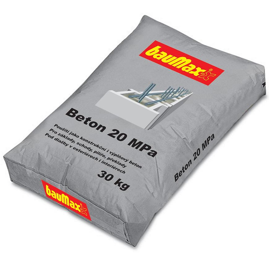 Baumax Beton 20 MPa 30 kg