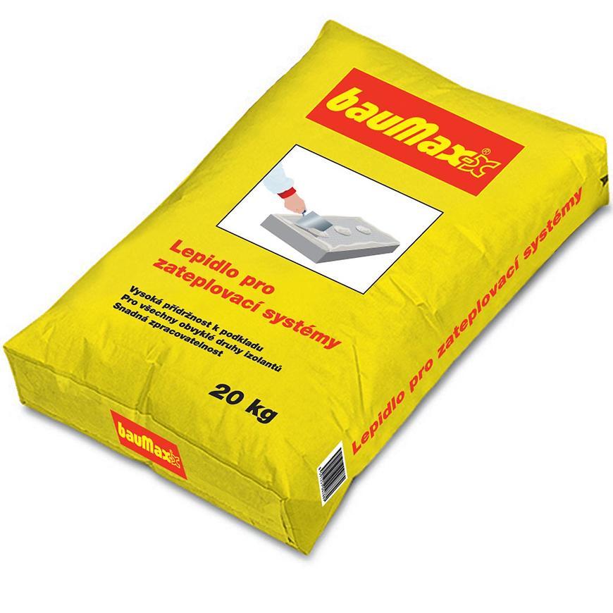 Baumax Lepidlo pro zateplovaci systémy 20 kg